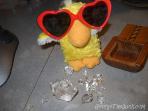 Diamonds, Herkimer Diamonds that is