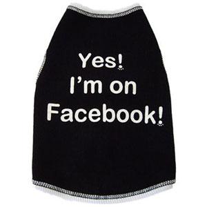 FacebookDogShirt501-M