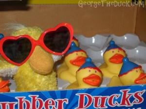 Rubbier Duckies