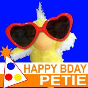 George - Petie Twibbon