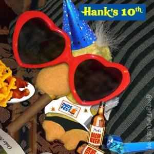 George Dudefest for Hanks Birthday