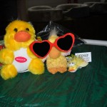 George ducky prizes