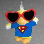 George the Pawpawty Superhero QMAO
